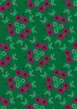 Christmas wrap paper stock illustration