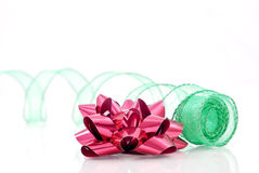 Christmas Wrapping Royalty Free Stock Photography