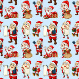 Christmas wrapping Royalty Free Stock Photos