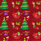 Christmas wrapping Royalty Free Stock Image