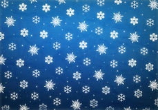 Christmas wrapping paper. Design also can be used as a background for your card Royalty Free Stock Images