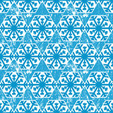 Christmas wrapping paper pattern Stock Images