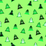Christmas wrapping paper pattern Stock Photography