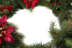 Free Christmas Wreath Royalty Free Stock Photo - 1561855