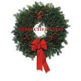 Christmas Wreath 2009 Stock Photo