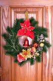 christmas wreath Στοκ Εικόνα