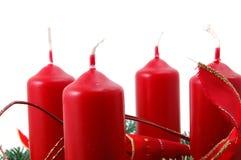 christmas wreath στοκ εικόνες με δικαίωμα ελεύθερης χρήσης