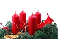 christmas wreath στοκ φωτογραφία με δικαίωμα ελεύθερης χρήσης