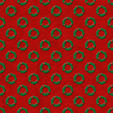 Christmas Wreath Background Stock Photos