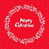 Christmas wreath8 Stock Photos