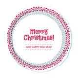 Christmas wreath. Stock Photography
