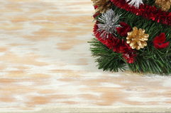 Christmas wreath. Stock Images