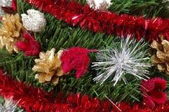 Christmas wreath. Royalty Free Stock Photography