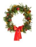 Christmas wreatlh Royalty Free Stock Photo