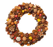 Christmas wrerath Stock Photo