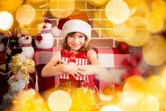 Christmas Xmas Family Holiday Winter Stock Photo