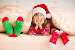 Christmas Xmas Family Holiday Winter Royalty Free Stock Images