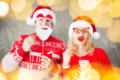 Christmas Xmas Holiday Winter Concept Royalty Free Stock Photography