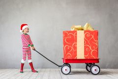 Christmas Xmas Winter Holiday Concept Royalty Free Stock Photo