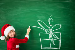 Christmas Xmas Winter Holiday Concept Royalty Free Stock Image