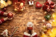 Christmas Xmas Winter Holiday Concept Stock Photography