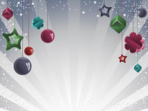 Christmas year background Royalty Free Stock Photo