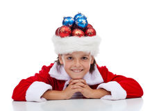 Christmas on your mind concept Stock Photography