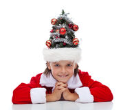 Christmas on your mind concept Stock Photos
