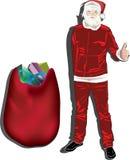 Christmas Youth. Illustrator 8 / EPS Stock Photo