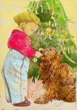 Christmas, yuletide Royalty Free Stock Photography