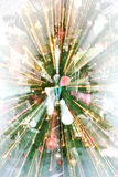 Christmas zoom Royalty Free Stock Image