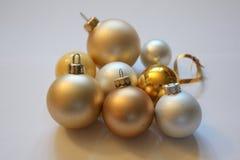 Christmasballs Fotografia de Stock Royalty Free