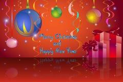 Christmasballs Royalty Free Stock Image