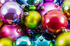 Christmasballs Photos libres de droits