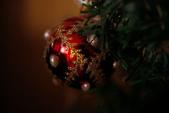 Christmascard ΙΙΙ Στοκ Εικόνα