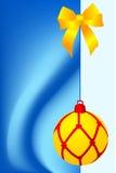 Christmascard - 7 Images libres de droits
