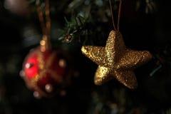 Christmascard II Zdjęcie Royalty Free