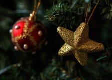 Christmascard II Royalty-vrije Stock Afbeeldingen