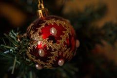 Christmascard III Stock Fotografie