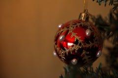 Christmascard III Royalty Free Stock Images