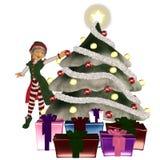 Christmaself 1 Stock Image