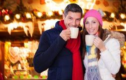 Christmasmarket royalty free stock photography