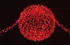 christmass διακόσμηση που απομονώ& Στοκ Εικόνες