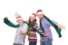 christmass διασκέδαση Στοκ Εικόνες
