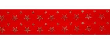 christmass κορδέλλα στοκ φωτογραφία με δικαίωμα ελεύθερης χρήσης