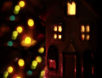 christmass心情 库存图片