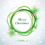 Christmass background, frame Royalty Free Stock Image