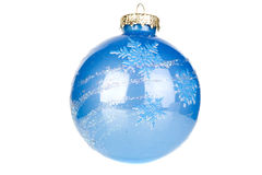 Christmass bauble Stock Images