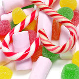 Christmass candies Stock Image