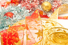 Christmass decorations Stock Image